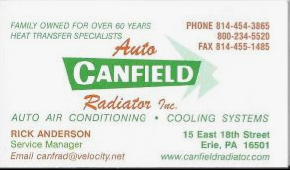 Canfield Radiator